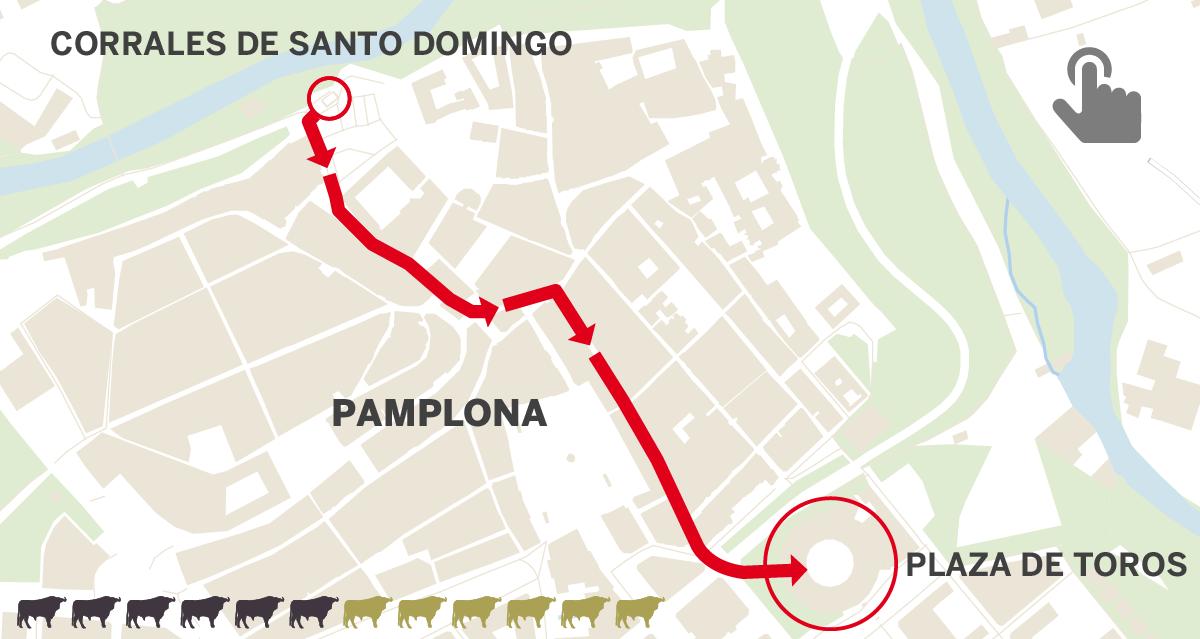Arrancan los Sanfermines en España