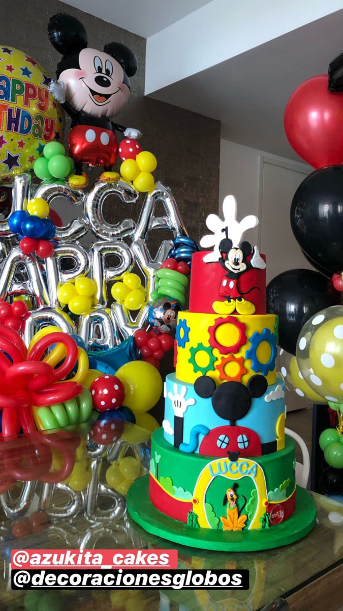 Cumpleaños Lucca