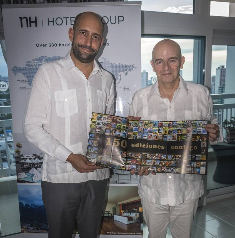 El próximo año, el NH español gestionará el emblemático Hotel Victoria del Vedado