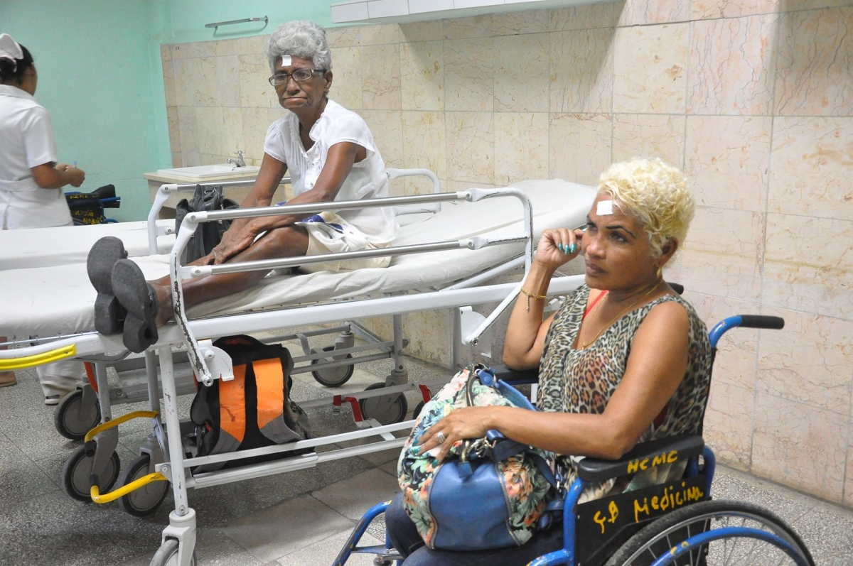 Un muerto y diez lesionados en accidente de tránsito en Bayamo