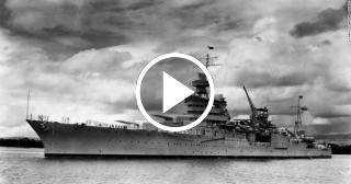 Encuentran los restos del USS Indianapolis después de siete décadas desaparecido