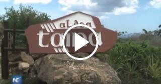 """Una visita a la """"Aldea Taína"""" del municipio Banes, en Holguín"""