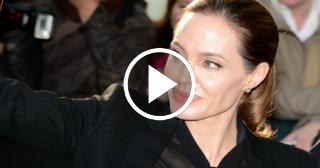 Angelina Jolie habla sobre su divorcio