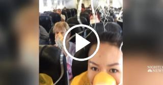 Pánico a bordo: un avión se desploma 22.000 pies en cuestión de minutos