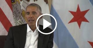 Barack Obama comparte su visión sobre el Centro Presidencial de Chicago