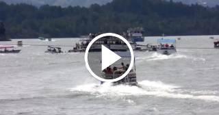 Al menos 9 muertos y 28 desaparecidos tras hundirse un barco turístico en Colombia