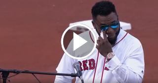 Red Sox retira el número de Big Papi