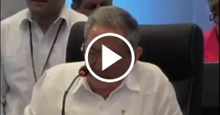 Intervención de Raúl Castro, Presidente de Cuba, en la V Cumbre de la CELAC