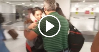 """Comienzan a """"liberar"""" a cubanos que estaban retenidos en el Aeropuerto de Miami"""