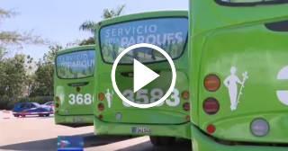 Inter Parques: un nuevo servicio de ómnibus en La Habana
