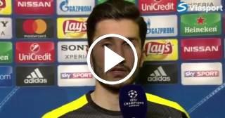 El estremecedor relato de Sahin sobre ataque al autobús del Dortmund