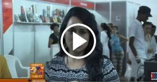 Un recorrido por la Feria del Libro de la Habana