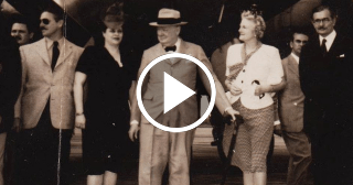Así fue el viaje de Winston Churchill a Cuba tras la 2ª Guerra Mundial