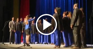 Coro profesional de Camagüey celebra su 55 aniversario