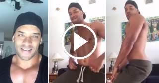 """Video de un cubano bailando """"El Palon Divino"""" enciende las redes"""
