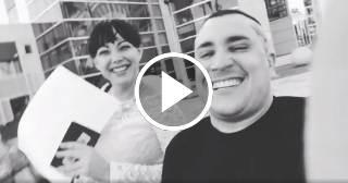 Osmani García y Dayamí La Musa ya tienen la residencia y anuncian su regreso a Cuba