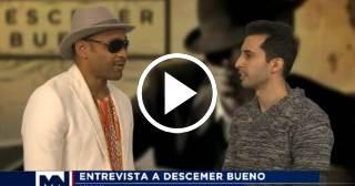 Descemer Bueno habla del vídeo grabado junto a Enrique Iglesias en Cuba