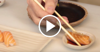 ¿Te gusta el sushi? aprende a comerlo como un verdadero japonés