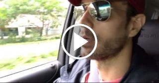Enrique Iglesias se lanza a las calles de Miami en medio del huracán Irma