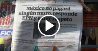 México alerta de que el arancel de Trump afectaría al consumidor estadounidense