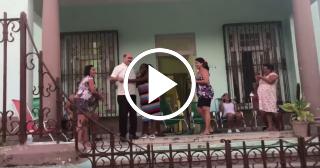 Facundo asalta por sorpresa un hogar materno en La Habana