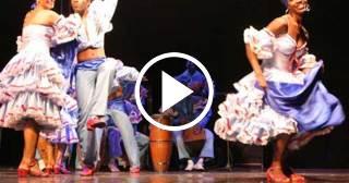El Conjunto Folklórico Nacional de Cuba próximo a cumplir 55 años