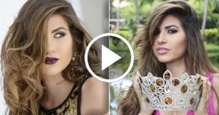 Gladys Carredeguas es elegida para representar a Cuba en el concurso Reina Hispanoaméricana 2017