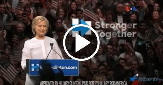 Trump y Clinton recorren estados claves a la caza de últimos votos
