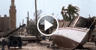 El ciclón que cambió Miami hace 91 años