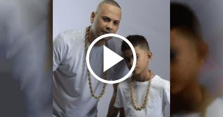 Jacob Forever quiere que su hijo siga sus pasos (Adelanto del nuevo vídeoclip)