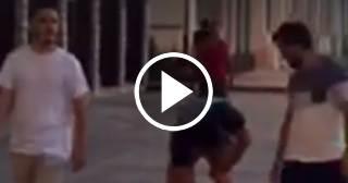 El desprendimiento de un balcón en La Habana deja a un turista herido