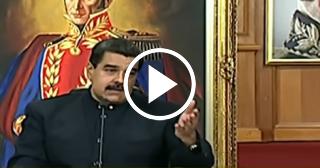 """Maduro pide hablar con jefes de Facebook e Instagram y los amenaza con una """"sorpresita"""""""