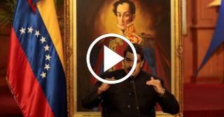 """Maduro: """"Pido apoyo al Papa para que Trump no invada a Venezuela"""""""