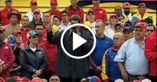 Maduro convoca de manera urgente a Asamblea Nacional Constituyente