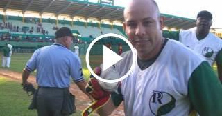 Michel Enríquez arriba a los 2.000 hits en Series Nacionales