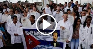 """Darán """"Parole"""" a todos los médicos cubanos con solicitudes pendientes"""