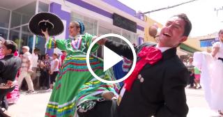 Huella mexicana en Santiago de Cuba
