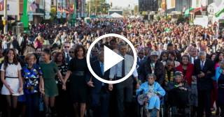 Momentos memorables de Barack Obama como presidente de EE.UU.