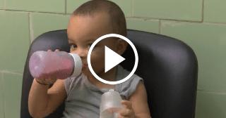 La historia de Kevin, un niño cubano que nació sano a pesar de que su madre es portadora del VIH