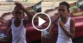 Un niño cubano sorprende en plena calle con su increíble voz