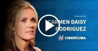 """CiberCuba entrevista a Carmen Daisy: """"Yo soy de barrio, para mi que la gente te reconozca es más gratificante que el dinero"""""""