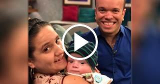 """""""Juancito Machete"""" presenta a su esposa Silvia y a su bebé Sebastián"""