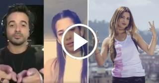 """Joven cubana canta """"Despacito"""" a dúo con Luis Fonsi y sorprende con su voz"""