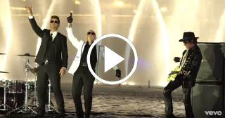 (ESTRENO) Pitbull ft. Robin Thicke, Joe Perry, Travis Barker - Bad Man