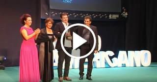 Recibe Jorge Perugorría un homenaje en el Festival de Cine Iberoamericano de Huelva