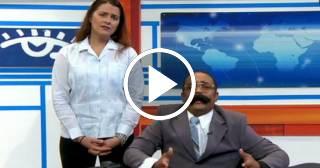 """HUMOR: La mujer de Serrano se va para Miami y éste le pide """"a lo Osmani García"""" que regrese"""
