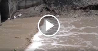 Cuba: Se desbordó el Río Purgatorio en Pilón, Granma