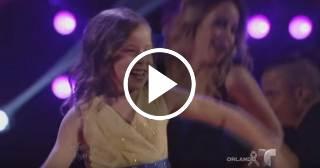 La Voz Kids Samantha, ¿La nueva heredera de Celia Cruz?