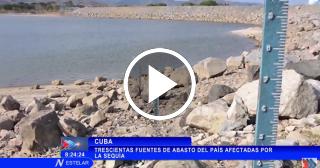 La sequía sigue azotando a Cuba