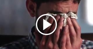Padre de gemelos sirios relata cómo conoció la noticia de su fallecimiento